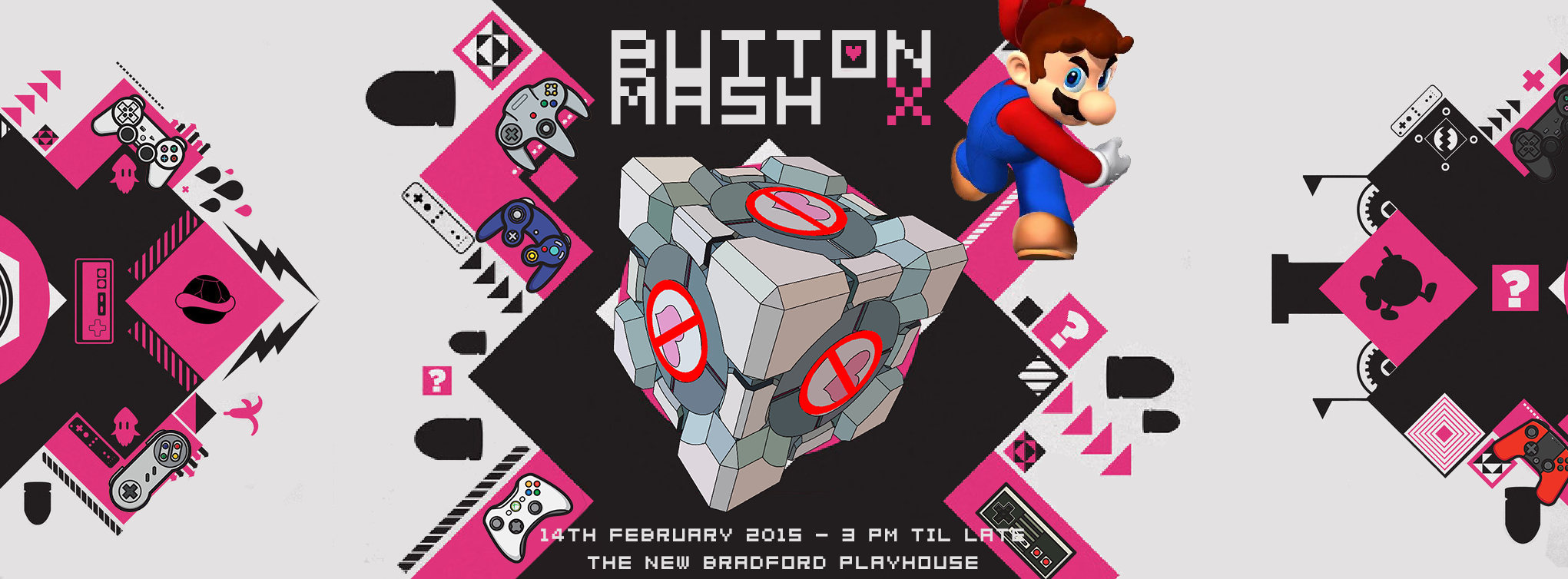 Button Mash 10 Event Banner
