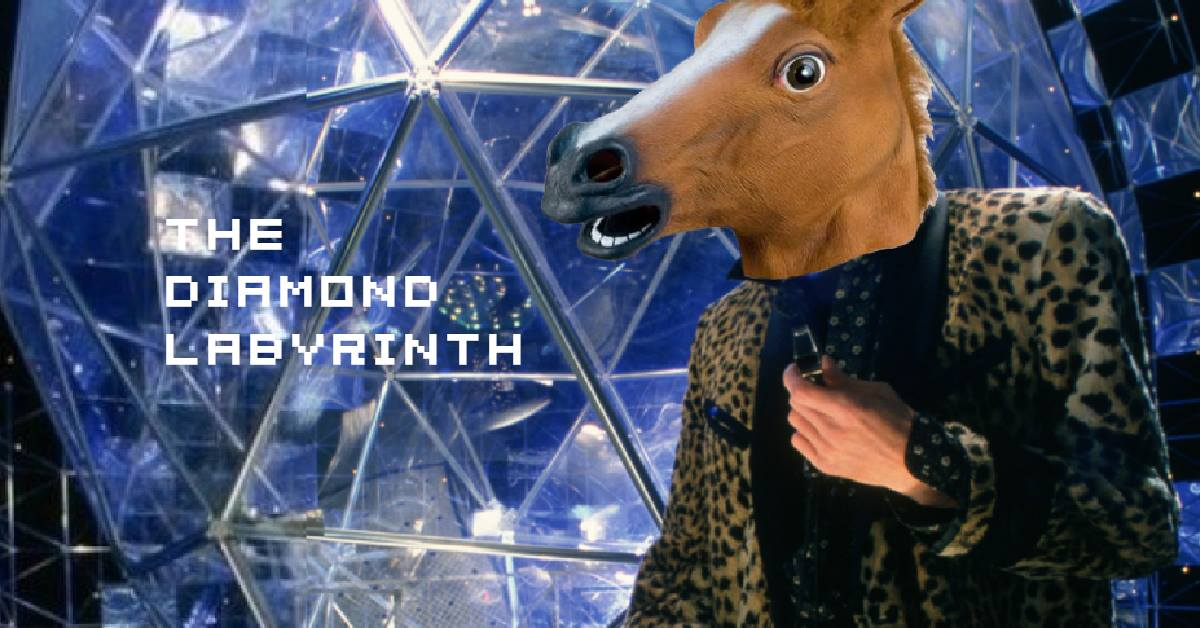 Bradford's Diamond Labyrinth